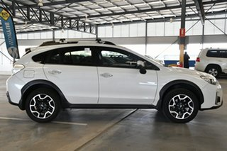 2016 Subaru XV MY17 2.0I-S Crystal White Continuous Variable Wagon
