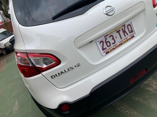 2013 Nissan Dualis J107 Series 3 MY12 +2 Hatch X-tronic 2WD ST 6 Speed Constant Variable Hatchback
