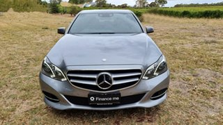2013 Mercedes-Benz E-Class W212 MY13 E250 7G-Tronic + Silver 7 Speed Sports Automatic Sedan
