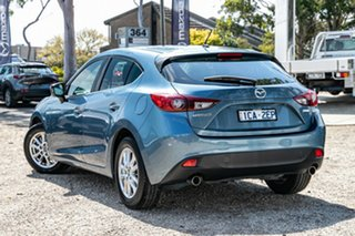 2014 Mazda 3 BM5476 Maxx SKYACTIV-MT Blue Reflex 6 Speed Manual Hatchback.