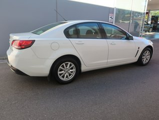 2017 Holden Commodore VF II MY17 Evoke White 6 Speed Sports Automatic Sedan