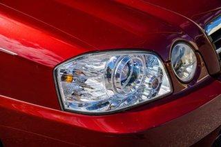 2005 Kia Optima GD (No Badge) Red Sports Automatic Sedan