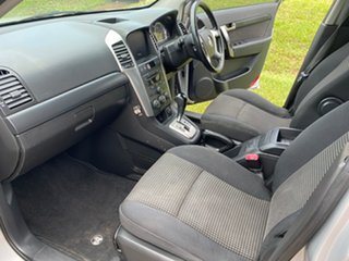 2009 Holden Captiva CG MY09 SX Silver 5 Speed Sports Automatic Wagon