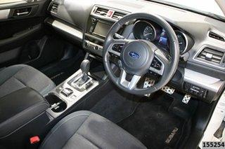2017 Subaru Liberty MY16 2.5I White Continuous Variable Sedan
