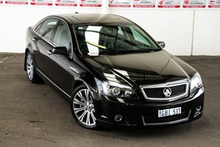 2014 Holden Caprice WN V 6 Speed Auto Active Sequential Sedan.