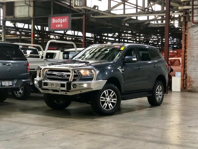 Used Ford Everest UA Trend Mile End South, 2015 Ford Everest UA Trend Grey 6 Speed Sports Automatic SUV