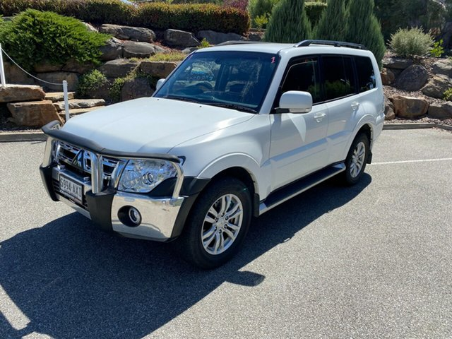 Used Mitsubishi Pajero Totness, NW Pajero VRX 5DR Wagon 4x4 3.2L 4 Cyl Diesel 5sp Automatic 09/12-07/14