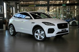 2018 Jaguar E-PACE X540 19MY Standard R-Dynamic SE White 9 Speed Sports Automatic Wagon.