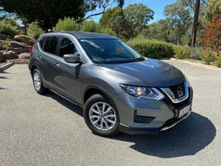 2017 Nissan X-Trail T32 ST X-tronic 2WD Grey 7 Speed Constant Variable Wagon.