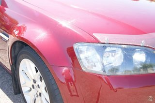 2008 Holden Commodore VE MY09.5 Omega (D/Fuel) 60th Ann Red 4 Speed Automatic Sedan