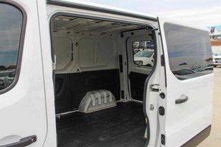 2016 Renault Trafic X82 103KW Low Roof SWB White 6 Speed Manual Van.