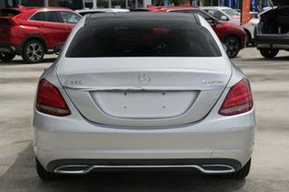 2014 Mercedes-Benz C-Class W205 C250 BlueTEC 7G-Tronic + Silver 7 Speed Sports Automatic Sedan