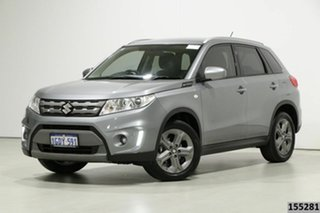 2016 Suzuki Vitara LY RT-S Grey 6 Speed Automatic Wagon.