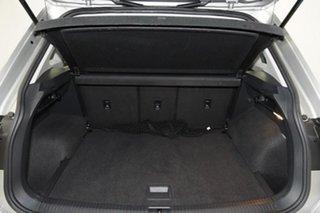 2016 Volkswagen Tiguan 5N MY17 110TSI DSG 2WD Comfortline Tungsten Silver 6 Speed