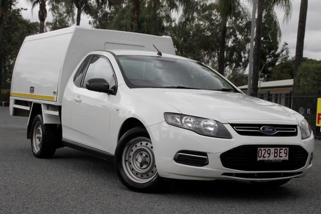 Used Ford Falcon FG MkII EcoLPi Ute Super Cab Beaudesert, 2012 Ford Falcon FG MkII EcoLPi Ute Super Cab White 6 Speed Sports Automatic Utility