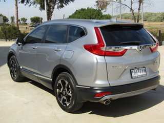 2018 Honda CR-V RW MY18 VTi-S 4WD Lunar Silver 1 Speed Constant Variable Wagon