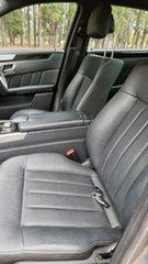 2013 Mercedes-Benz E-Class W212 MY13 E250 7G-Tronic + Silver 7 Speed Sports Automatic Sedan