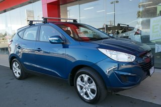 2012 Hyundai ix35 LM2 Active Blue 6 Speed Sports Automatic Wagon