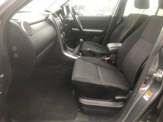 2008 Suzuki Grand Vitara JT MY08 Upgrade (4x4) Grey 5 Speed Manual Wagon