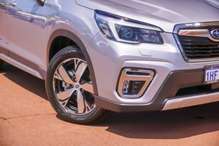 2020 Subaru Forester S5 2.5I-S Silver Constant Variable SUV