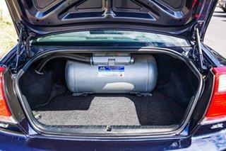 2007 Mitsubishi 380 DB Series III ES Blue 5 Speed Sports Automatic Sedan