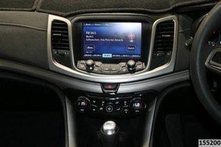 2015 Holden Commodore VF MY15 Evoke Black 6 Speed Automatic Sedan