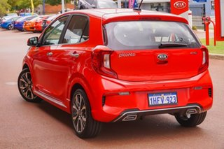 2020 Kia Picanto JA GT-Line Red Automatic Hatchback