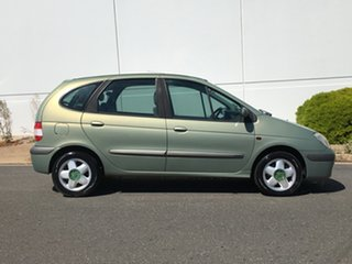 2003 Renault Scenic J64 MY03 Dynamique Green 4 Speed Automatic Hatchback.