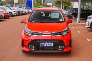 2020 Kia Picanto JA GT-Line Red Automatic Hatchback.