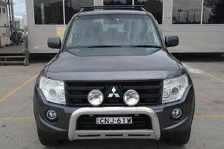 2012 Mitsubishi Pajero NW MY13 GLX-R Grey 5 Speed Sports Automatic Wagon.