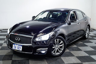 2016 Infiniti Q70 Y51 GT Black 7 Speed Sports Automatic Sedan.