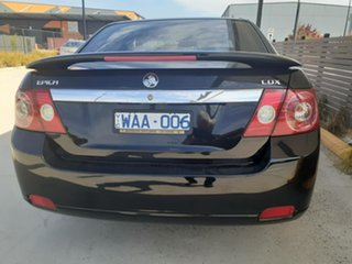 2007 Holden Epica EP CDX Black 5 Speed Automatic Sedan