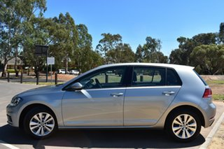 2017 Volkswagen Golf 7.5 MY17 110TSI Trendline Silver 6 Speed Manual Hatchback