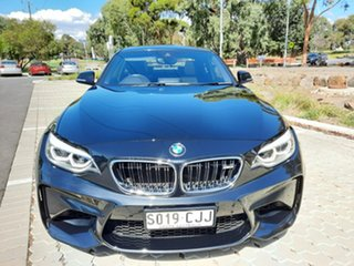2017 BMW M2 F87 LCI D-CT Black 7 Speed Sports Automatic Dual Clutch Coupe.
