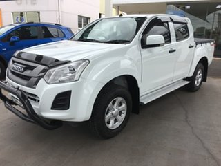 2017 Isuzu D-MAX (No Series) SX White Manual.