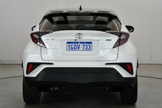 2018 Toyota C-HR NGX50R Koba S-CVT AWD White 7 Speed Constant Variable Wagon