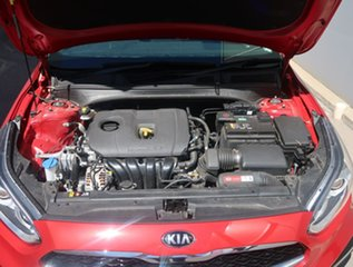 2018 Kia Cerato BD MY19 Sport+ Red 6 Speed Sports Automatic Sedan