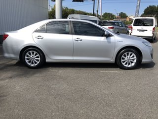 2014 Toyota Camry AVV50R Hybrid H Silver 1 Speed Constant Variable Sedan Hybrid.