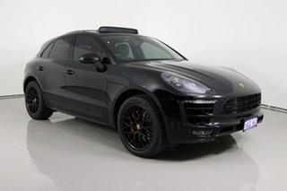2017 Porsche Macan MY17 GTS Black 7 Speed Auto Dual Clutch Wagon.