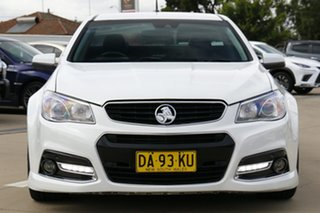 2013 Holden Ute VF MY14 SS V Ute Redline White 6 Speed Sports Automatic Utility