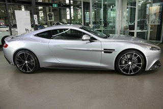 2013 Aston Martin Vanquish MY13 SA Silver 6 Speed Sports Automatic Coupe
