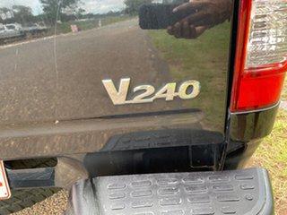 2012 Great Wall V240 K2 MY12 4x2 Black 5 Speed Manual Utility