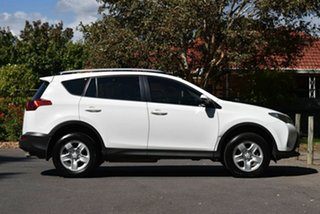2015 Toyota RAV4 ZSA42R MY14 GX 2WD White 7 Speed Constant Variable Wagon