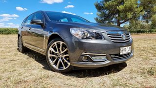 2017 Holden Calais VF II MY17 V Sportwagon Grey 6 Speed Sports Automatic Wagon