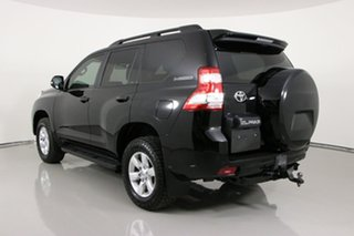 2017 Toyota Landcruiser Prado GDJ150R MY16 GXL (4x4) Black 6 Speed Automatic Wagon