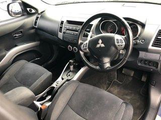2006 Mitsubishi Outlander ZG VR-X 6 Speed Auto Sports Mode Wagon