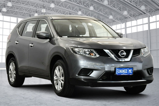 Used Nissan X-Trail T32 ST X-tronic 2WD Victoria Park, 2015 Nissan X-Trail T32 ST X-tronic 2WD Grey 7 Speed Constant Variable Wagon