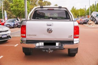 2014 Volkswagen Amarok 2H MY15 TDI420 4Motion Perm Highline Silver 8 Speed Automatic Utility