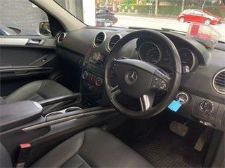 2007 Mercedes-Benz M-Class W164 ML280 CDI Iridium Silver Sports Automatic Wagon
