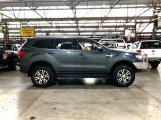 2015 Ford Everest UA Trend Grey 6 Speed Sports Automatic SUV